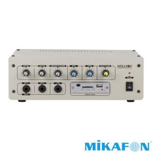 Mikafon B100U 12 Volt Oto Araba Anfisi 100 Watt Usb