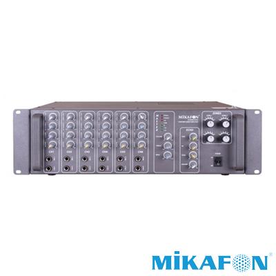 Mikafon B6632 Anfi 300 Watt 4 Bölgeli
