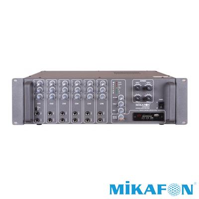Mikafon B7632 Anfi 300 Watt 4 Bölgeli Anfi
