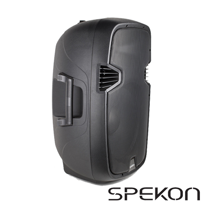 Spekon Btu-15P Taşınabilir Aktif Kabin Hoparlör
