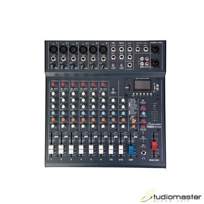 Studiomaster CLUBXS10 Usb Girişli Deck Mikser