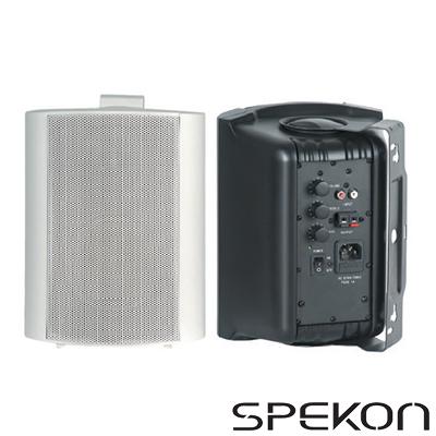 Spekon Control 6A Plastik Aktif Kabin Hoparlör