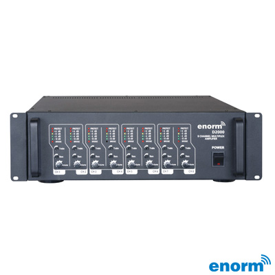 Enorm D2000 Power Anfi 8x225 Watt