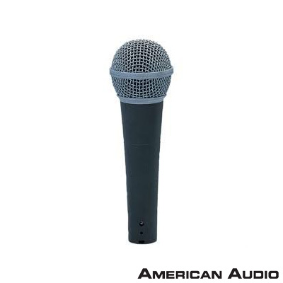 American Audio DJM 58 Dinamik Mikrofon