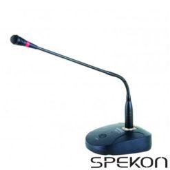 Spekon Em-915 Işıklı Kürsü Mikrofonu