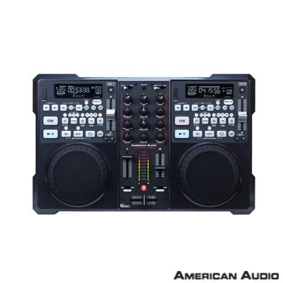 American Audio Encore 2000 2li CD MP3 Player