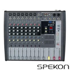 Spekon Fx-7u Mikser 7 Mono+1 Stereo