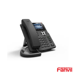 Fanvil X3SP Renkli Ekran IP Telefon Poe