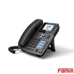 Fanvil X4 Renkli Ekran IP Telefon Poe