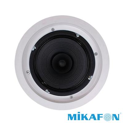 Mikafon H100 Alçıpan Tavan Hoparlörü 10 cm