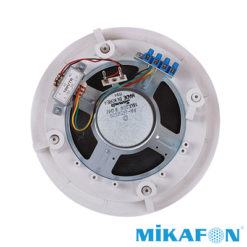 Mikafon H160 Alçıpan Tavan Hoparlörü 16 cm