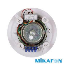 Mikafon H161 Trafolu Alçıpan Tavan Hoparlörü