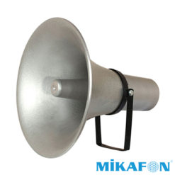 Mikafon HH80MT Alüminyum Borulu Horn Hoparlör