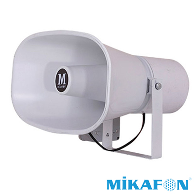 Mikafon HP35ST Trafolu Horn Hoparlör 35 Watt