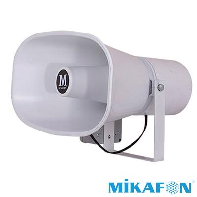 Mikafon HP80MT Trafolu Horn Hoparlör