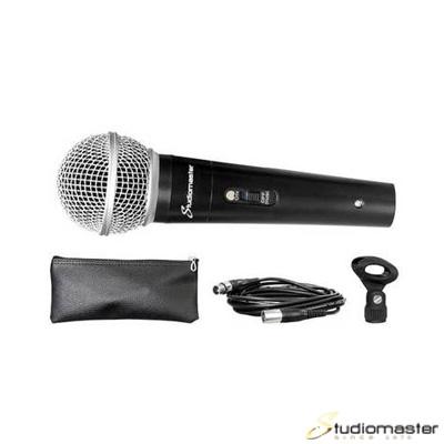 Studiomaster KM52 Dinamik Performans Mikrofonu
