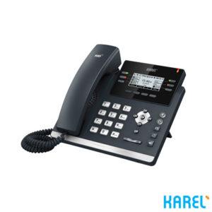 Karel IP132 PoE Masaüstü Telefon