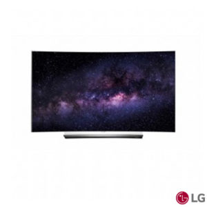 "LG 55C6V 55"" 4K UHD SMART WEBOS CURVED OLED TV"
