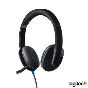 LOGITECH H540 USB KABLOLU KULAKLIK SİYAH