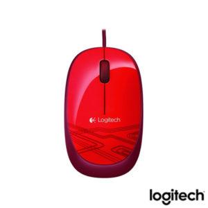 Logitech M105 USB Mouse Kırmızı 910-002945