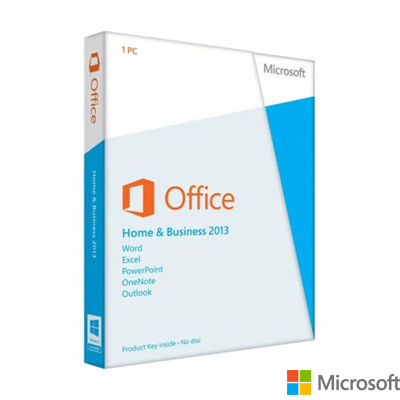 MS Office Home and Bus. 2013 TR KUTU T5D-01781
