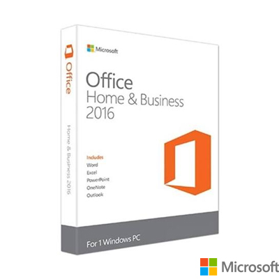MS Office Home and Bus. 2016 TR KUTU T5D-02714