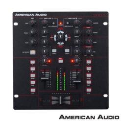 American Audio MXR 10 2 Kanallı Pro Mikser