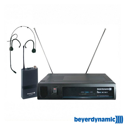 Beyerdynamic Opus 155 MKII Kablosuz Headset Mikrofon