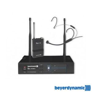 Beyerdynamic Opus 654 Set Kablosuz Headset Mikrofon