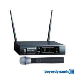 Beyerdynamic Opus 660 Set EL Tipi Telsiz Mikrofonu