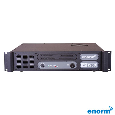 Enorm P1250 Power Anfi 500 Watt 100 Volt
