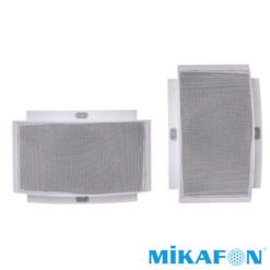 Mikafon PCB10T Trafolu Sıva Üstü Yarım Küre Hoparlör