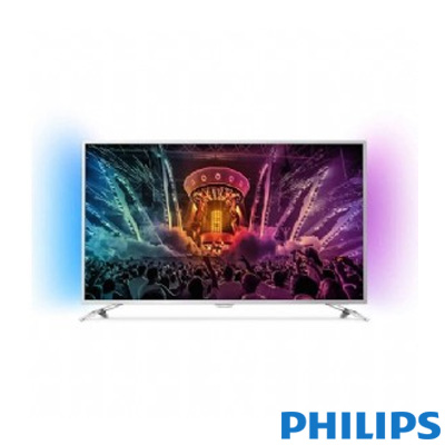 """PHILIPS 55PUS6501 55"""" ANDROID SMART UHD LED TV"""