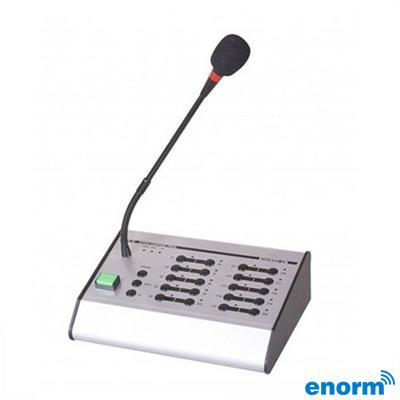 Enorm Pm20 20 Bölgeli Mikro İşlemcili Anons Mikrofon Modülü