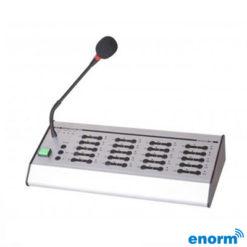 Enorm Pm40 40 Bölgeli Mikro İşlemcili Anons Mikrofon Modülü