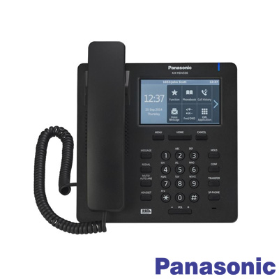Panasonic KX-HDV 330 IP SIP Masaüstü Telefon