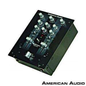 American Audio Q-D1 MKII Masaüstü Dj Mikseri