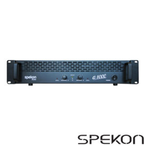 Spekon Q1000 Power Anfi 2x500 Watt