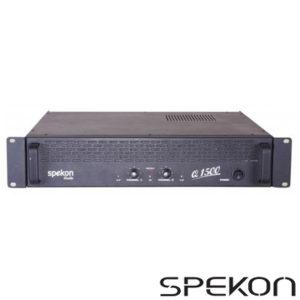Spekon Q1500 Power Anfi 2x750 Watt