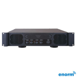 Enorm Q4250V Power Anfi 4x500 Watt 100 Volt