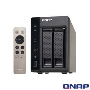 QNAP TS-253A NAS DEPOLAMA ÜNİTESİ(4GB)