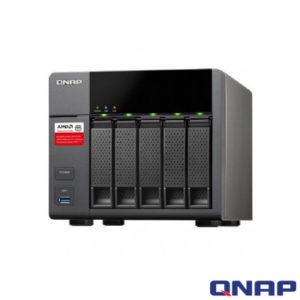 QNAP TS-563 NAS DEPOLAMA ÜNİTESİ (2GB)
