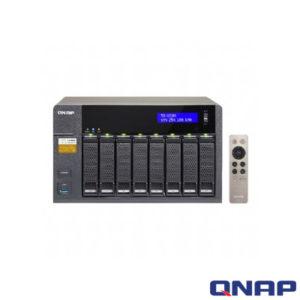 QNAP TS-853A NAS DEPOLAMA ÜNİTESİ(2X2GB DDR3)