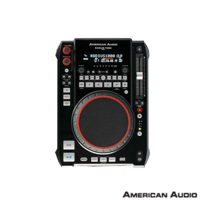 Amerikan Audio RADIUS 1000 Tekli MP3/CD Çalar