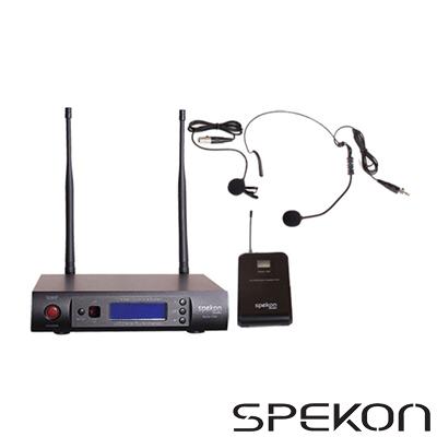 Spekon Solo-100 Telsiz Yaka Mikrofonu
