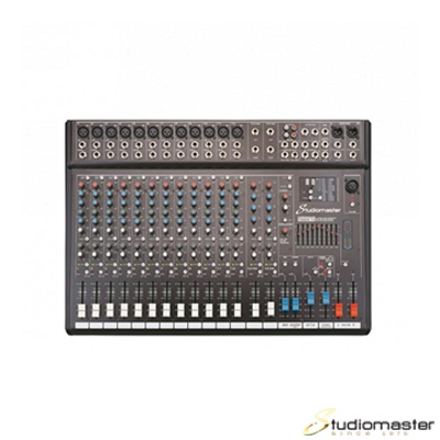 Studiomaster Ph 1000X-14 Power Mikser
