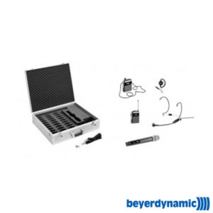 Beyerdynamic Synexis SET C30 HP Tur Rehberi Seti