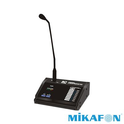 Mikafon T8000AE LED Göstergeli Anons Sistemi
