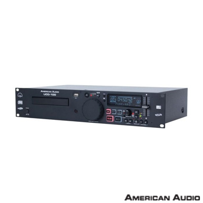 American Audio UCD-100 CD Player