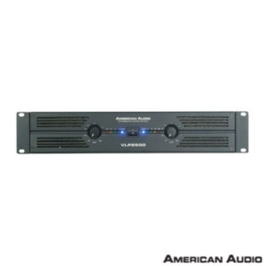 American Audio VLP-2500 Power Anfi